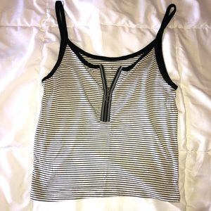 AEO First Essentials American Eagle Tank Top